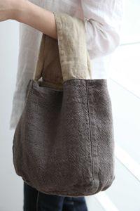 wide handle bag