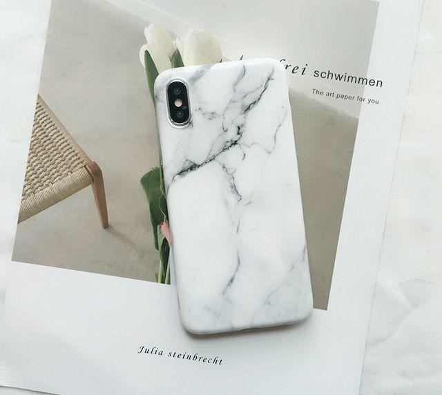 Mramorový obal na iPhone 8 a iPhone 8 Plus   Luxusné a módne šperky, doplnky, ozdoby, darčeky