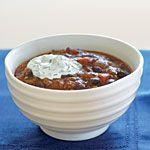 Black Bean-Salsa Chili Recipe | MyRecipes.com