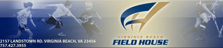 One of the best things that has happened in my life.. Virginia Beach Field house! I play indoor soccer there and also train there with my friend. A super great way to lose a lot of weight