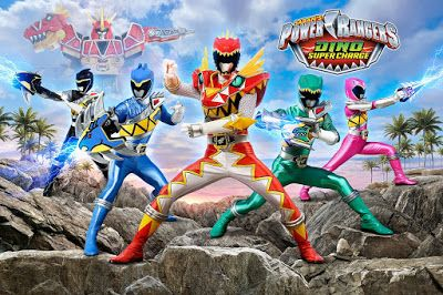 New Age Mama: SABAN BRANDS UNVEILS SABAN'S POWER RANGERS DINO SUPER CHARGE