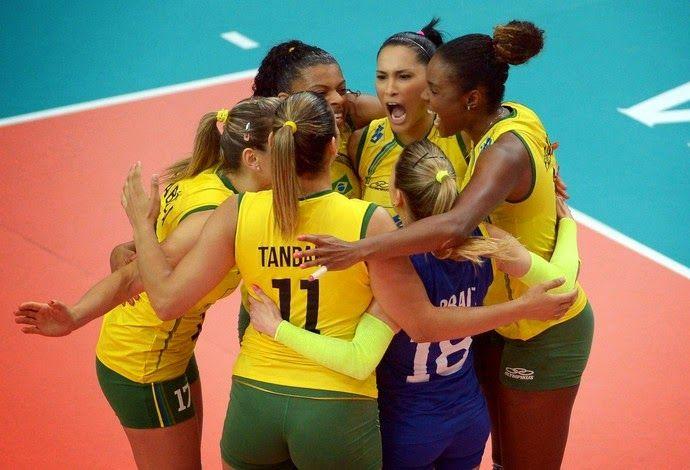 Blog Esportivo do Suíço: Brasil vence Rússia e deixa rivais em situação complicada no Mundial feminino
