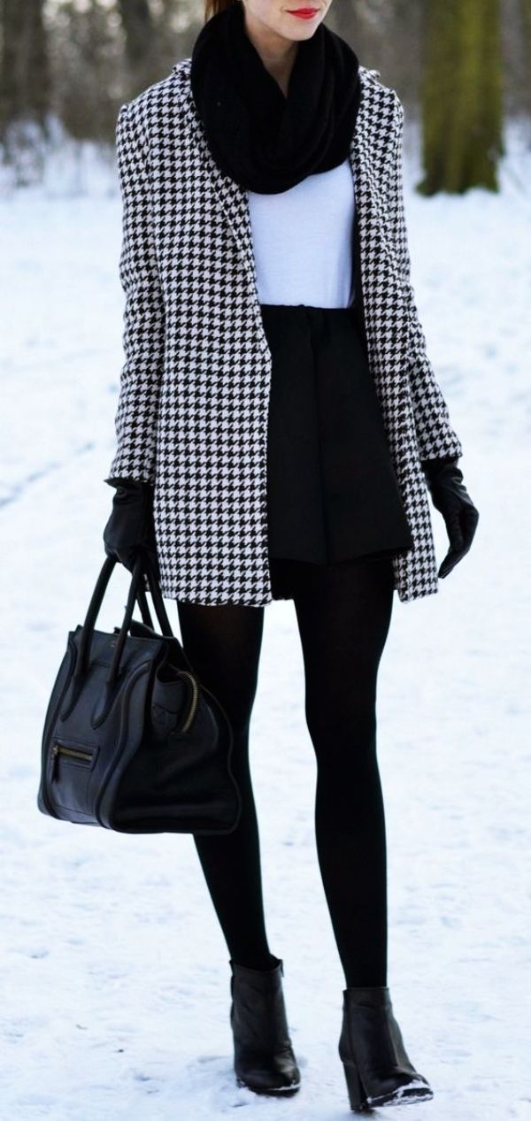 40 Perfect Winter Office Attires For Women  1f871402b0