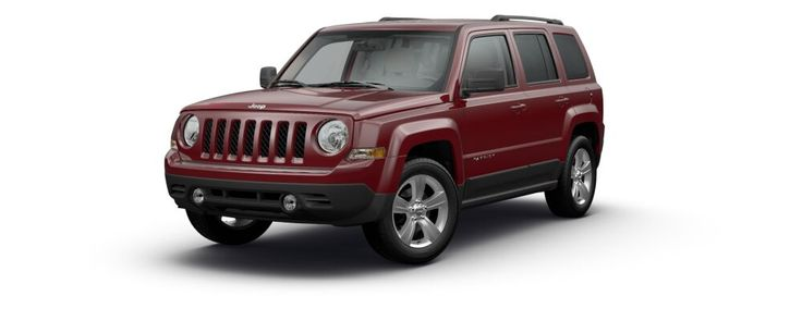 2017 Jeep Patriot - Trail Rated Compact SUV