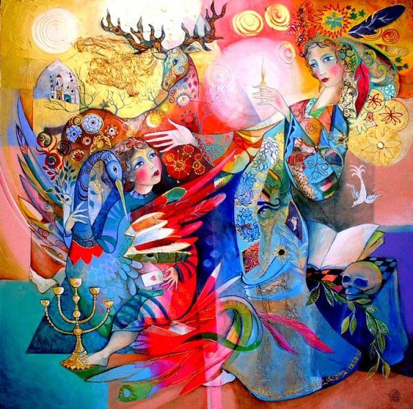 картины художника Didier Delamonica - 08