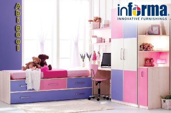 Jojo bed set | informa.co.id | Informa Bedrooms | Pinterest | Bed ...
