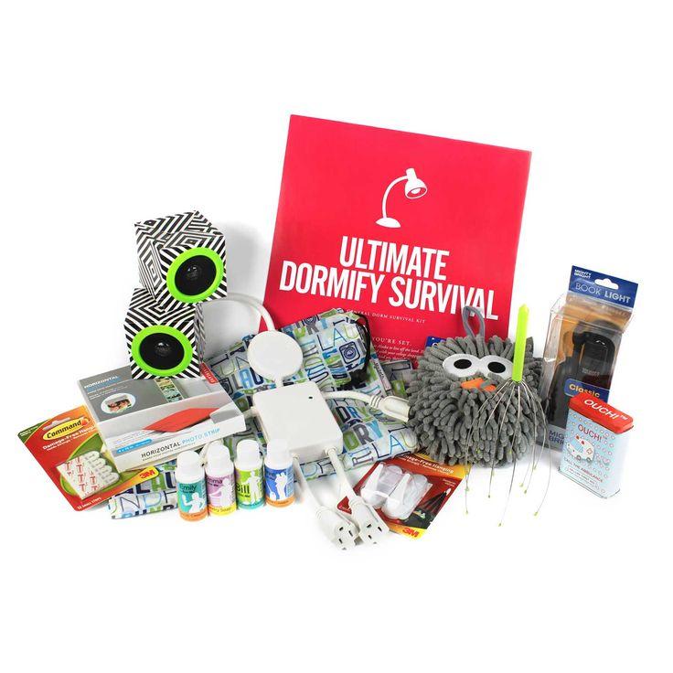 The Ultimate Dorm Survival Kit
