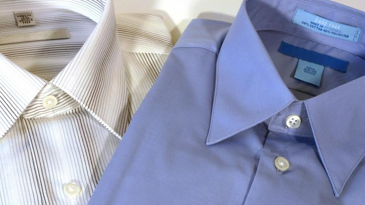Ring around the collar is caused by the build up of body oils and sweat around the inside of a shirt's collar. To remove a ring around the collar stain, you need a heavy-duty detergent such as Tide...
