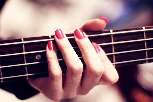 Play guitarBuckets Lists, Heart, Plays Guitar, Girly Things, Songs, Book, Guitar Players, Learning, Bass Guitar