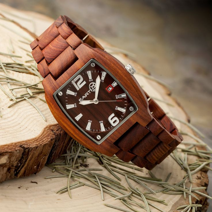 Fancy - Earth Wood Sagano Eco-Friendly Sustainable Wood Watch