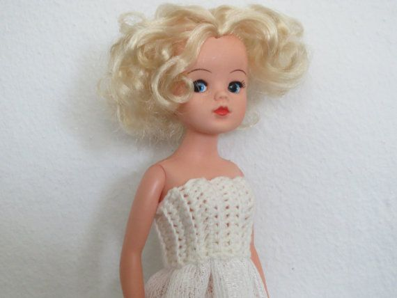Vintage Sindy Doll In OOAK Dress by Nordcraft on Etsy, $27.00