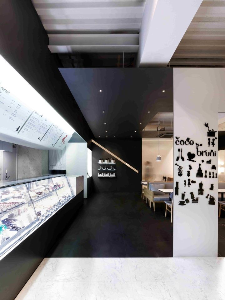 Coco bruni cafe by Betwin Space Design, Seoul hotels and restaurants