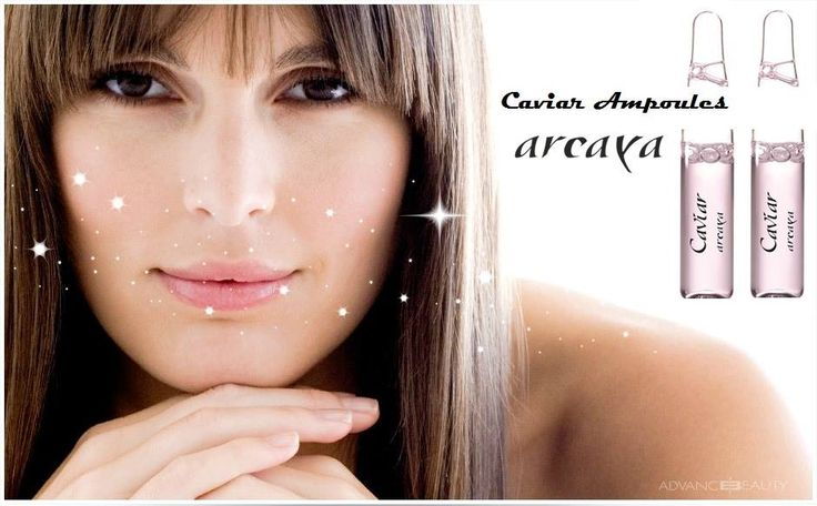 #Caviar extract. Luxury #Rejuvenation from #Arcaya.