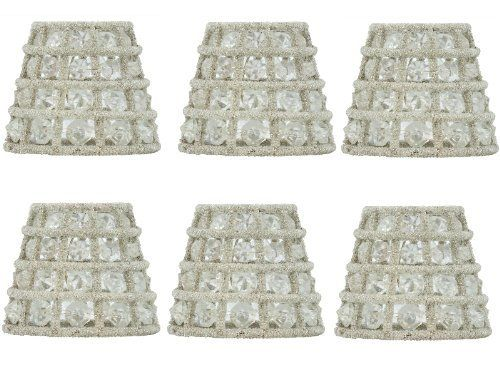 Mini Lamp Shades For Chandeliers – Crystal Chandelier with Shade