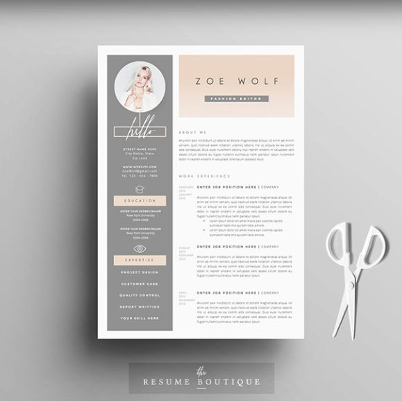 15 best Places to Visit images on Pinterest Cv template, Resume - pretty resume templates