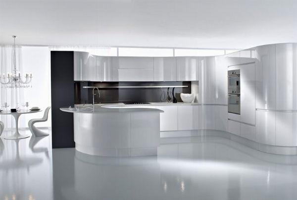 Luicide, moderne o shabby chic. Quali sono le cucine bianche più trendy?http://www.arredamento.it/cucine-bianche.asp #cucine #cucinemoderne #shabbychic Scavolini