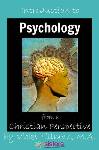 Introduction to Psychology from a Christian Perspective. Useful, user-friendly, NO busywork Psychology credit that can be leveled for average high school students through honors high school students.