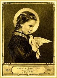 other relics of st maria goretti - Google Search