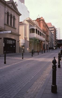 Leigh Street, Adelaide, Heritage Upgrade, A unique civic vision
