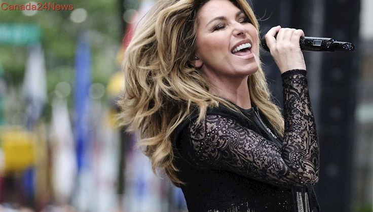 Shania Twain to follow new album release with Grey Cup halftime performance