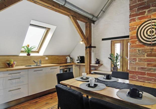 mieszkanie w kamienicy aranżacje - Szukaj w Google