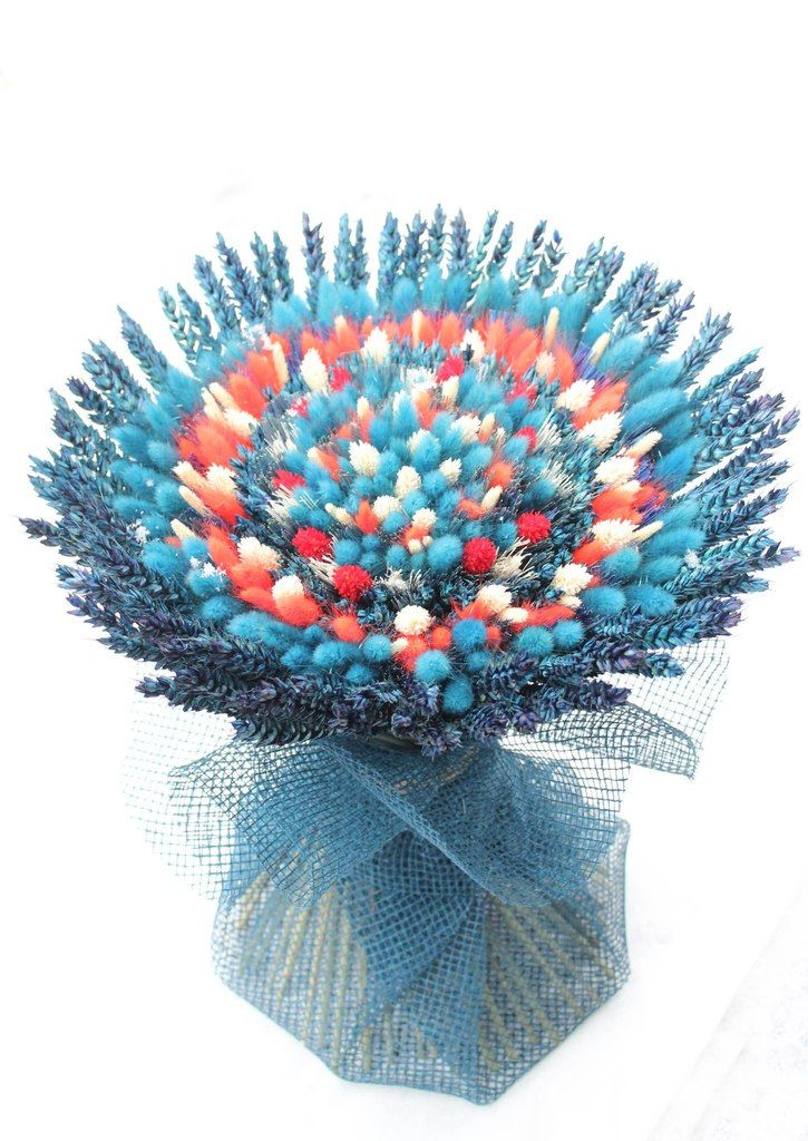 Декор и подарки из сухоцветов в Москве
