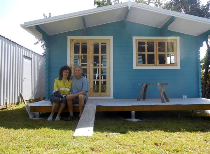 The most unique, luxurious and appealing #backyard #cabins in Sydney Australia.