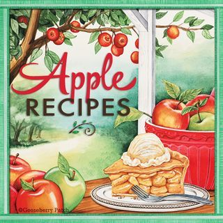 Gooseberry Patch Apple Recipe Round-Up - scroll down on page for links to lots of great apple recipes!