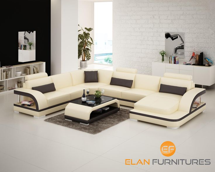 This delightful sofa is manufactured with the latest refined, sophisticated and quality furniture materials, to make it extremely standard, durable and satisfactory.