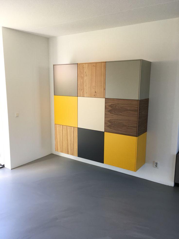 Deze stijlvolle Nonoo 33 zwevend gemonteerd in 's-Hertogenbosch