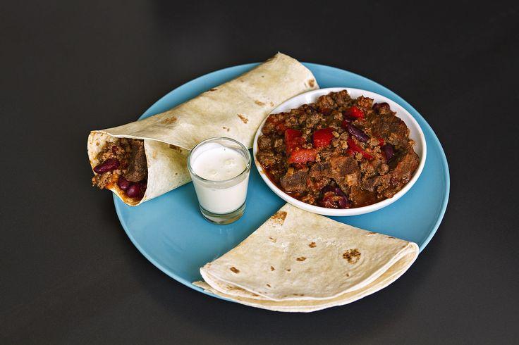 Domowe chili con carnecon carne. Przepis: http://blogbrowin.blogspot.com/2017/08/chili-con-carne-con-carne.html