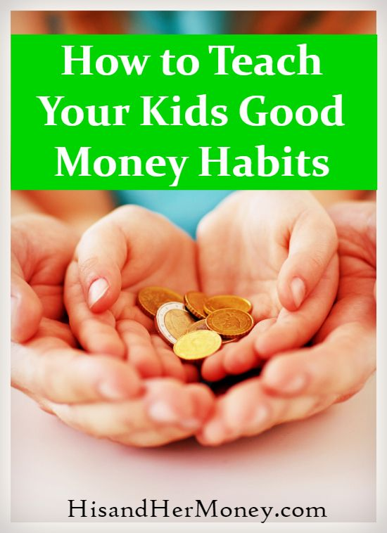 how to teach your kids good money habits with teenage