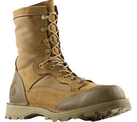 Wellco Men's USMC R.A.T. Temperate Weather Combat Boot