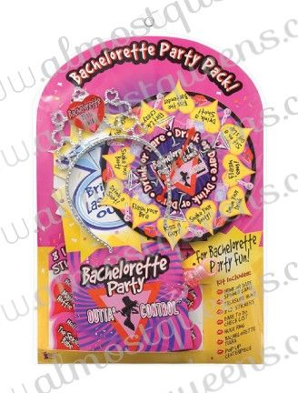 Bachelorette Party Pack - Despedidas de soltera