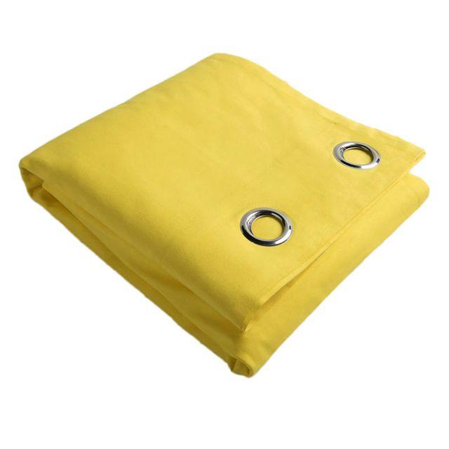 Oltre 1000 idee su rideau jaune su pinterest rideau jaune moutarde tende e - Rideau jaune moutarde ...