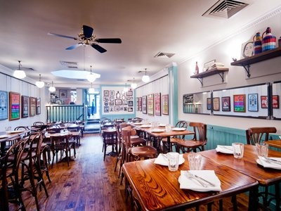 Ceviche Restaurant London: wannagothere!