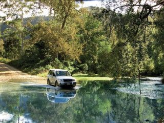 The Australian Beach & Bush Safari is a 4WD Tagalong Tour that will operate in Queensland Australia. | Check out 'Australian Beach & Bush Safari' on Indiegogo.