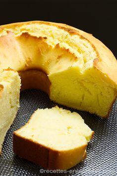 Recettes ensoleillées : Gâteau au petit-suisse