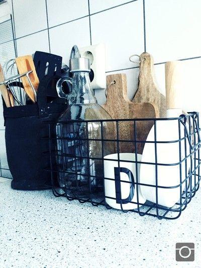 25 beste idee n over keukendecoratie op pinterest keuken planten keuken organisatie en - Scandinavische cocktail tafel ...