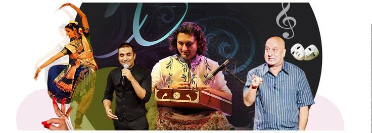 We present an array of cultural events at Delhi's premier Performing Arts & Entertainment Centres.