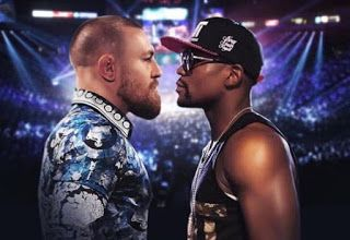 MMA CAGEWORLD : Latest : Floyd Mayweather Jr and Connor McGregor p...