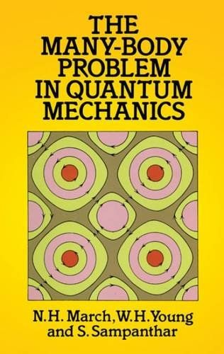 Download free The Many-Body Problem in Quantum Mechanics (Dover Books on Physics) pdf