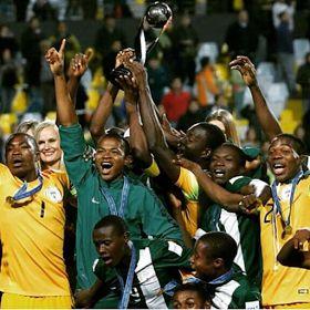 Nigeria Wins U17 World Cup,sets new record | NewsExtra24