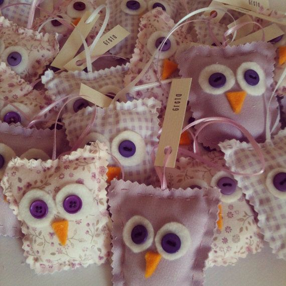 Hey, I found this really awesome Etsy listing at https://www.etsy.com/listing/160718803/promo-x-12-little-owls-favors-stuffed