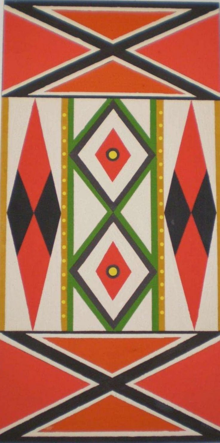 Padronagem indigena