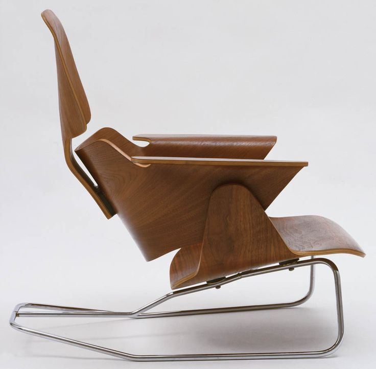 Lounge Chair Charles and Ray Eames, 1944.