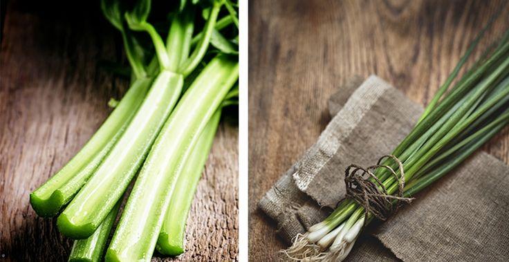 8 grøntsager, du kun behøver at købe en enkelt gang, og efterfølgende kan dyrke selv - Måltid