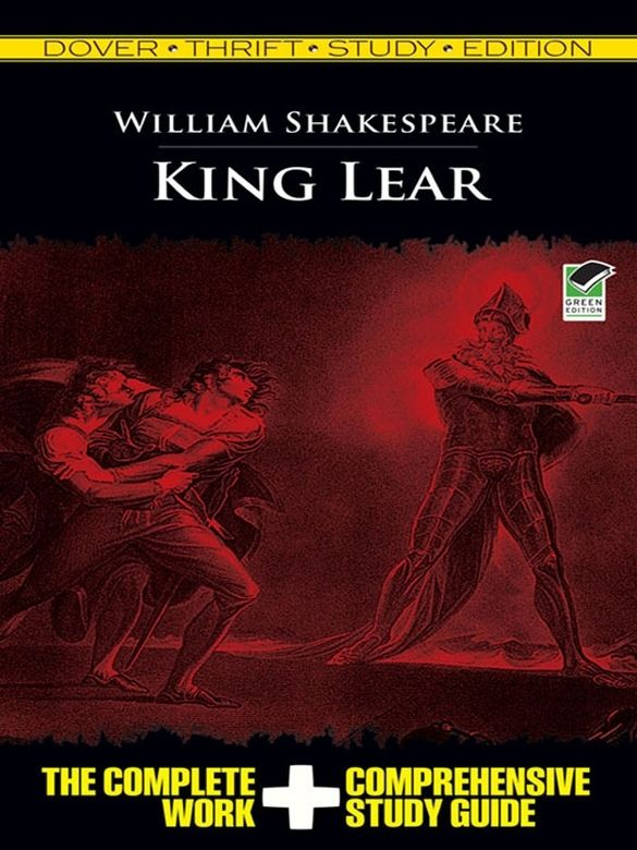 An analysis of the development of characters in king lear by william shakespeare