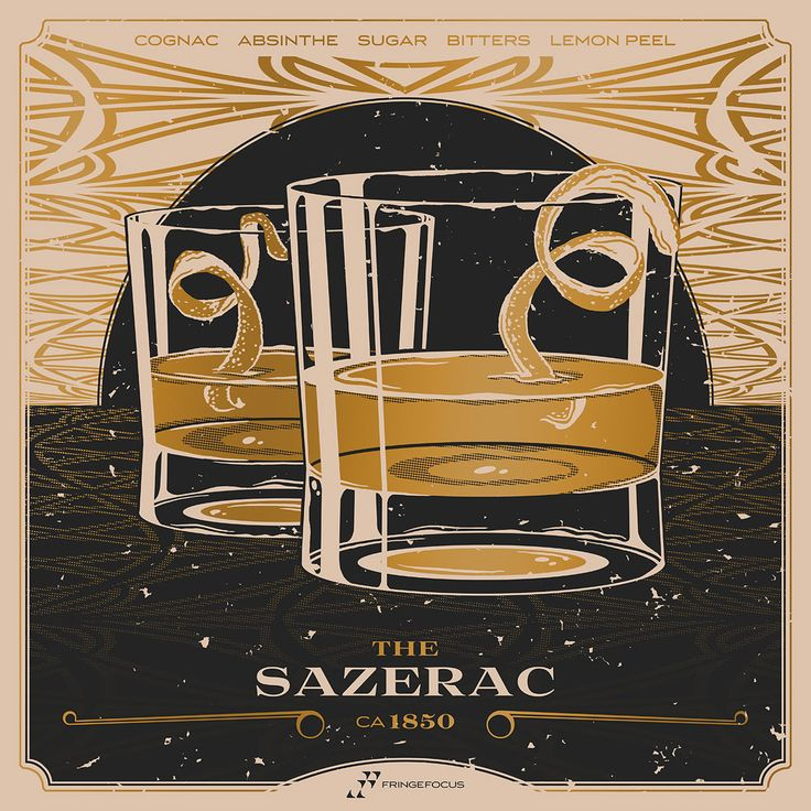 Sazerac | Whiskey Series | Fringe Focus