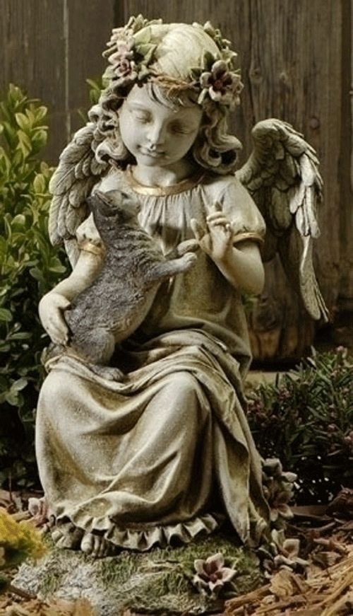 29 best images about inspirational garden statues on pinterest